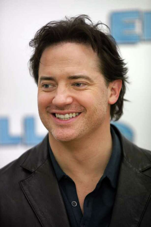 Brendan Fraser Photo: Neilson Barnard, Getty Images / 2010 Getty Images