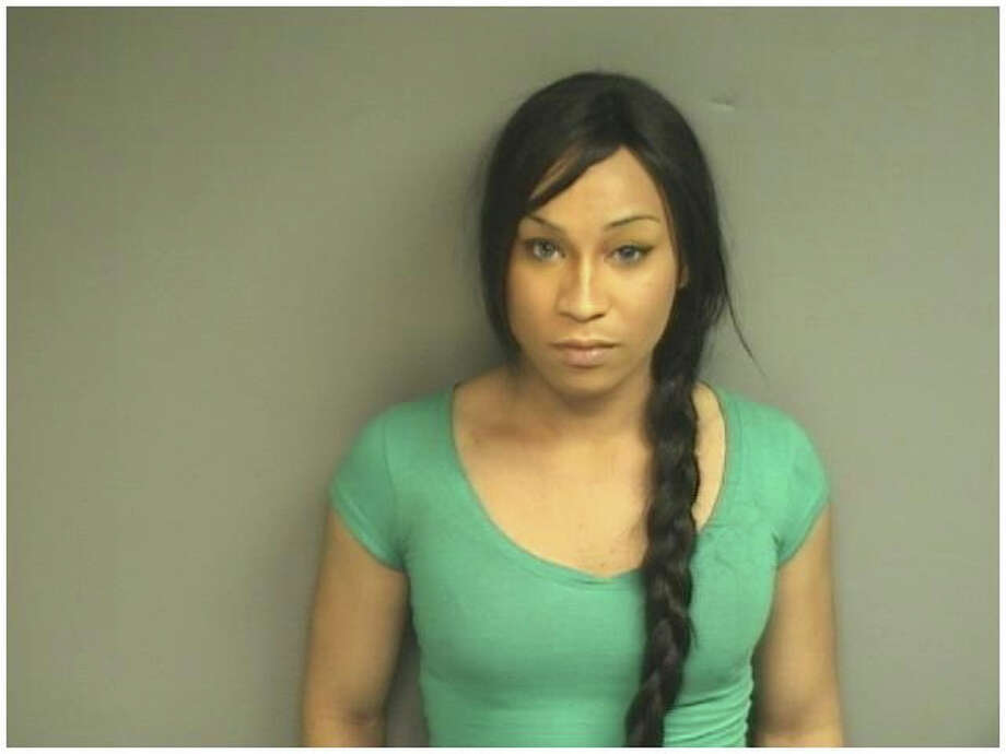 Transgender woman arrested for 2 armed robberies, police
