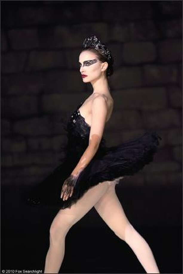 Portman in 'Black Swan.' Photo: Studio