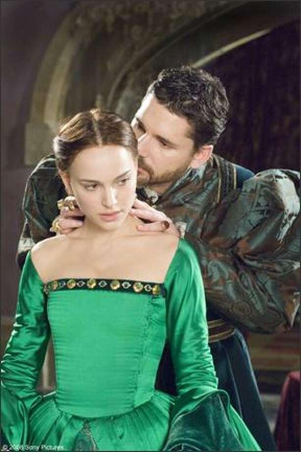 Portman in 2008's 'The Other Boleyn Girl.' Photo: Studio