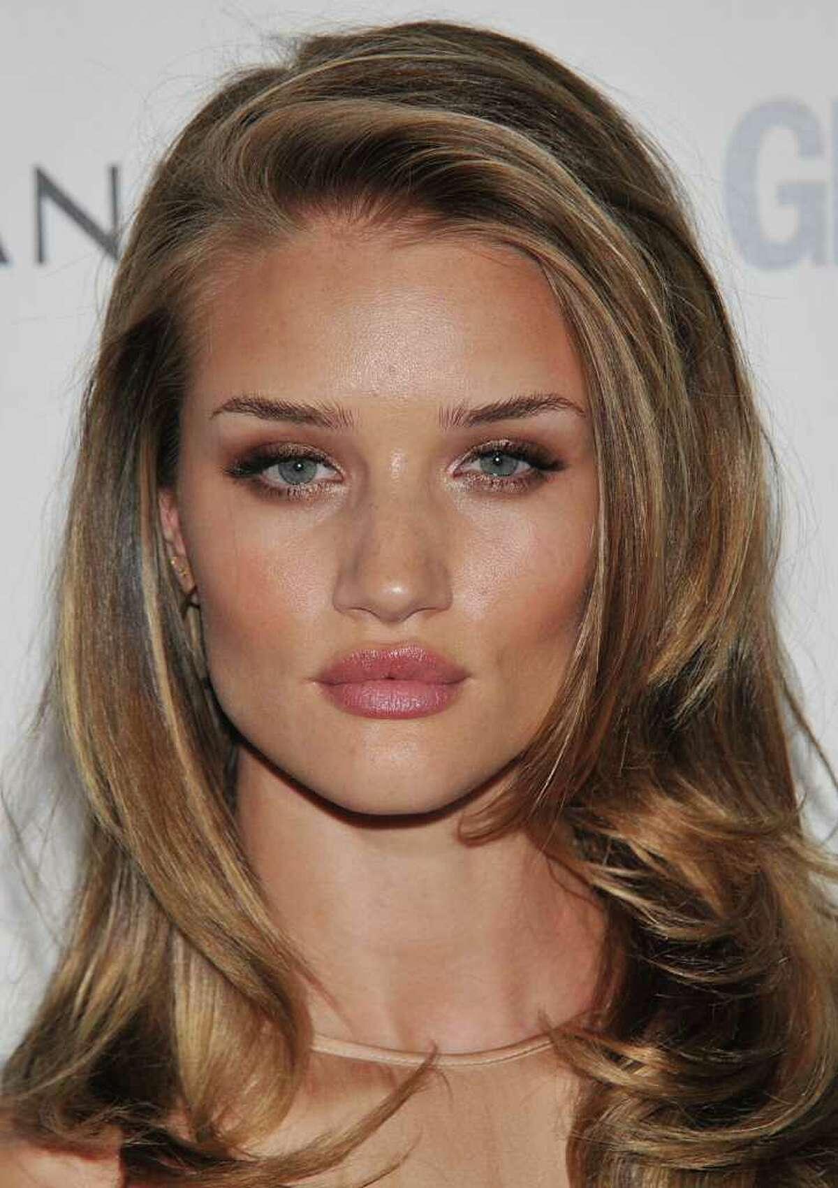 Rosie Huntington-Whiteley attends Glamour Women Of The Year Awards at Berkeley Square Gardens in London, England.
