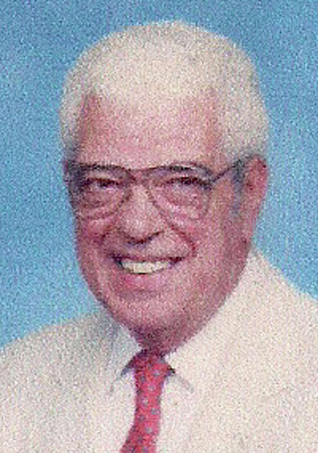 Edward G. Quinlan: Built most of his family's furniture. Photo: Courtesy Photo