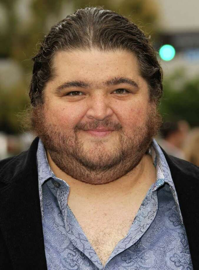"Actor Jorge Garcia attends the Premiere of Paramount Pictures' ""Super 8"" at the Regency Village Theater in Los Angeles, California. Photo: Frederick M. Brown, Getty Images / 2011 Getty Images"