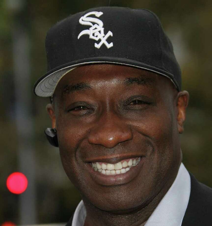 "Actor Michael Clarke Duncan attends the Premiere of Paramount Pictures' ""Super 8"" at the Regency Village Theater in Los Angeles, California. Photo: Frederick M. Brown, Getty Images / 2011 Getty Images"