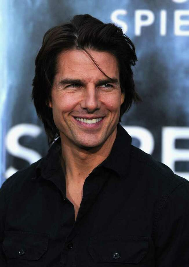 Tom Cruise in 2011.  Photo: Frazer Harrison, Getty Images / 2011 Getty Images