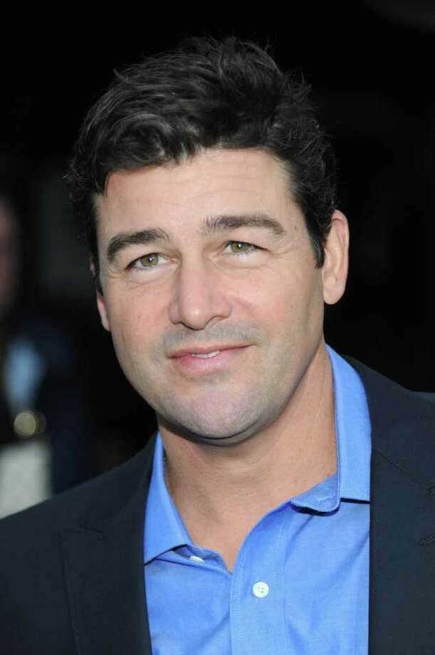 "Actor Kyle Chandler arrives at the premiere of Paramount Pictures' ""Super 8"" at Regency Village Theatre in Westwood, California. Photo: Frazer Harrison, Getty Images / 2011 Getty Images"