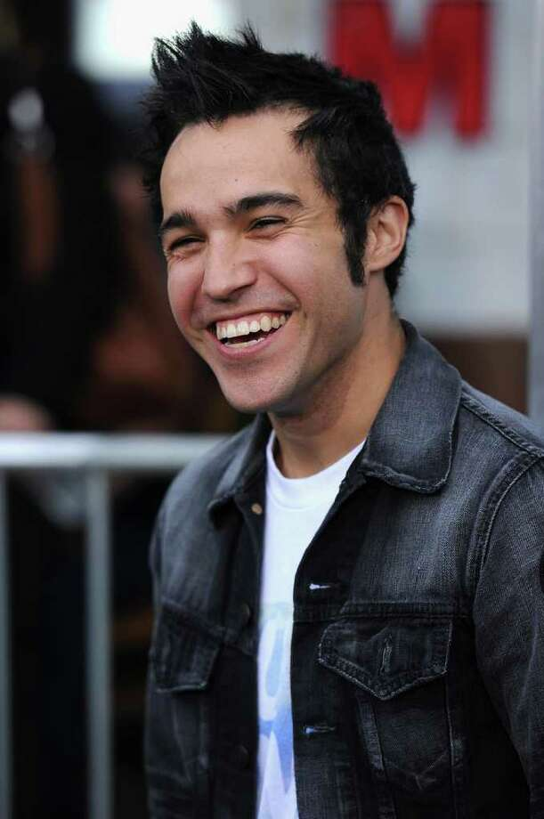 "Musician Pete Wentz arrives at the premiere of Paramount Pictures' ""Super 8"" at Regency Village Theatre in Westwood, California. Photo: Frazer Harrison, Getty Images / 2011 Getty Images"
