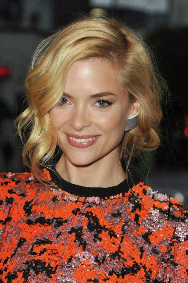 "Actress Jaime King arrives at the premiere of Paramount Pictures' ""Super 8"" at Regency Village Theatre in Westwood, California. Photo: Kevin Winter, Getty Images / 2011 Getty Images"
