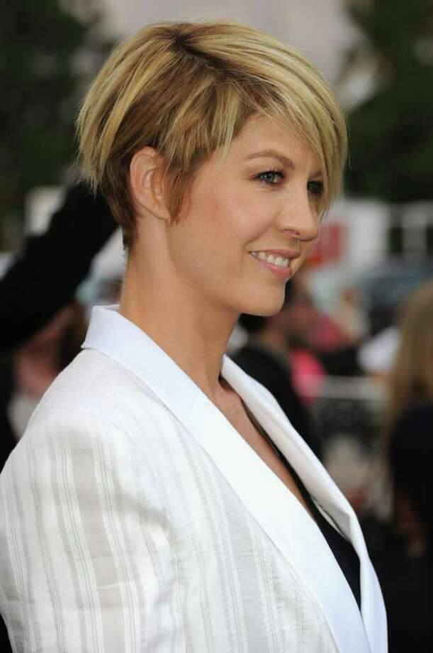 "Actress Jenna Elfman arrives at the premiere of Paramount Pictures' ""Super 8"" at Regency Village Theatre in Westwood, California. Photo: Kevin Winter, Getty Images / 2011 Getty Images"