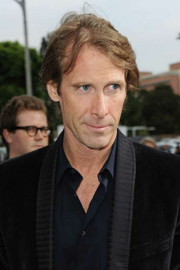 "Director Michael Bay arrives at the premiere of Paramount Pictures' ""Super 8"" at Regency Village Theatre in Westwood, California. Photo: Kevin Winter, Getty Images / 2011 Getty Images"