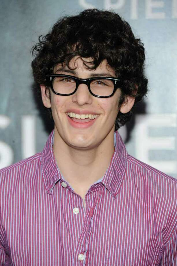 "Actor Matt Bennett arrives at the premiere of Paramount Pictures' ""Super 8"" at Regency Village Theatre in Westwood, California. Photo: Frazer Harrison, Getty Images / 2011 Getty Images"
