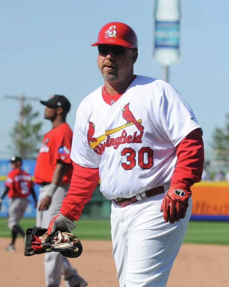 Phillip Wellman of Bulverde has spent 27 years in baseball. This year he is a hitting instructor for the St. Louis Cardinals' Double-A club. Photo: Courtesy Photo