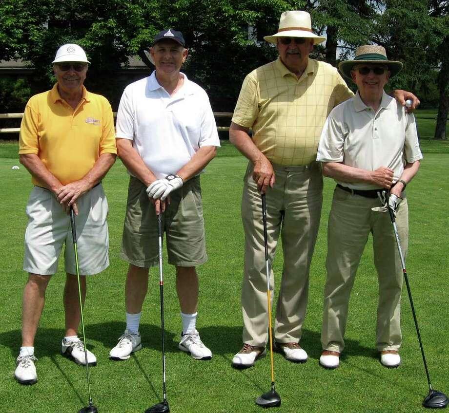 Harrybrooke Park Is The Winner Of Benefit Golf