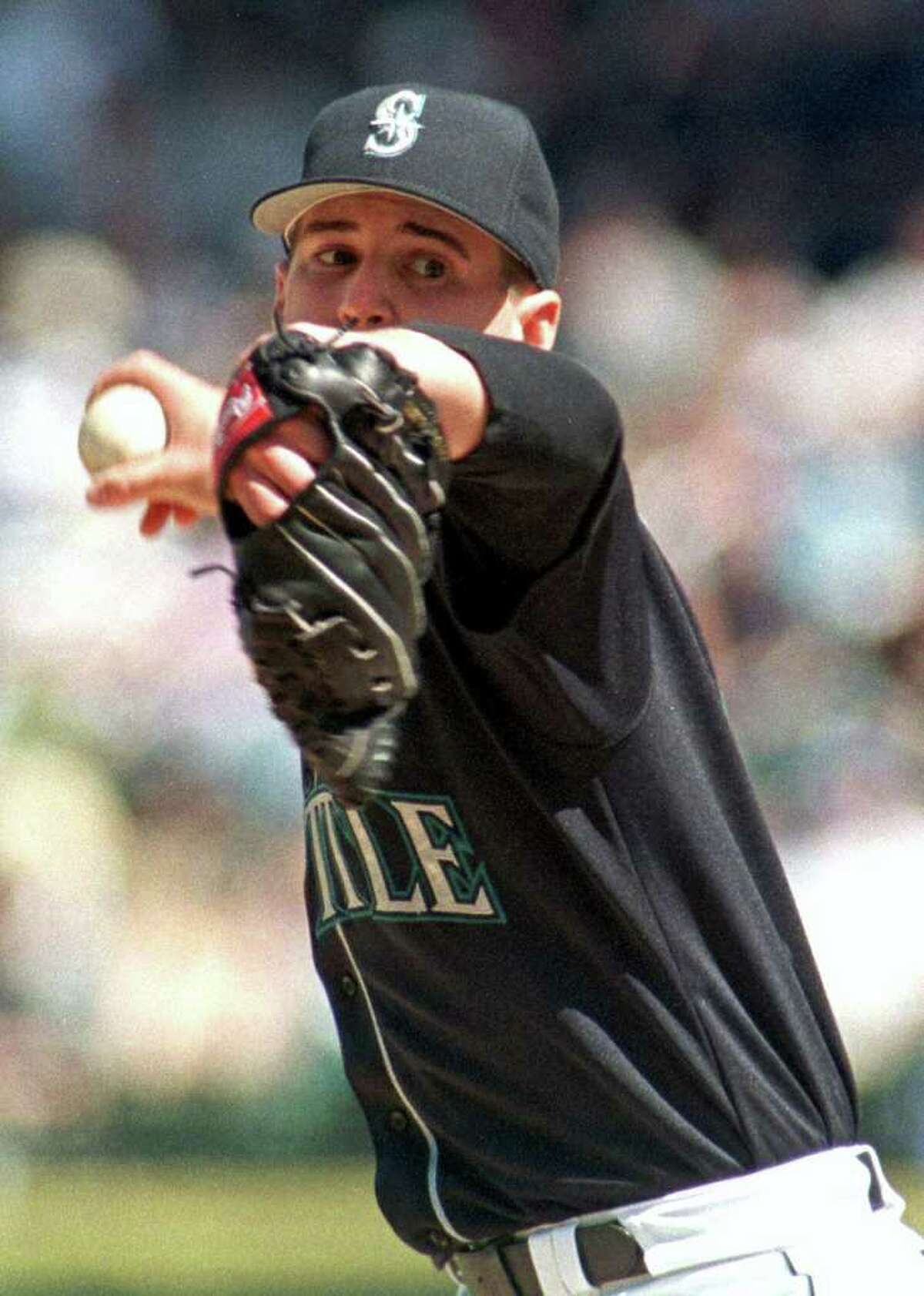 10. Gil Meche: Meche was the Mariners' first-round draft pick out of high school in 1996, and he tore through the farm system to make his major league debut midway through the 1999 season. He started 15 games, going 8-4 with a 4.73 ERA and striking out 47 in 85.2 innings. The promising start soon gave way to the reality that Meche was a decent major league arm, but he would never be an elite hurler. He went 55-44 with a 4.65 ERA over six seasons with the Mariners before signing with the Kansas City Royals as a free agent after the 2006 season. Meche retired before the 2011 season because of shoulder problems, walking away from more than $12 million in guaranteed salary.