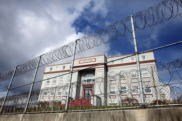 McNeil Island Corrections Center shown March 3, 2011, the day the prison had formal a closing ceremony. McNeil Island was once home to train bandit Roy Gardner. Photo: Joshua Trujillo/Seattlepi.com, AP / Seattlepi.com