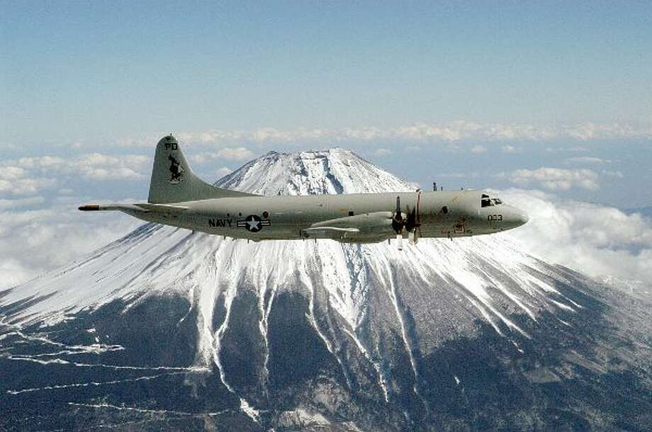 Lockheed had more success with the L-188-based P-3 Orion military patrol aircraft, which stayed in production into the 1990s and is still in service with the U.S. Navy, although the Boeing 737-based P-8A Poseidon is set to replace it. Photo: U.S. Navy