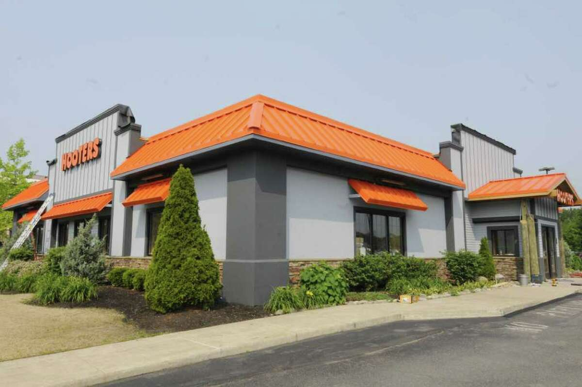 Hooters at 72 Wolf Road in Colonie, NY Thursday June 9, 2011.( Michael P. Farrell/Times Union )