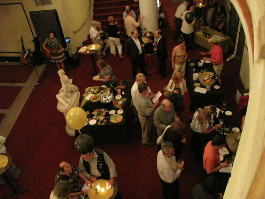 Were you seen at the Candlewood Lions Club Wine and Beer Tasting at the Palace Theater in Danbury, CT on Thursday, June 9, 2011? Photo: Vincent Rodriguez / The News-Times