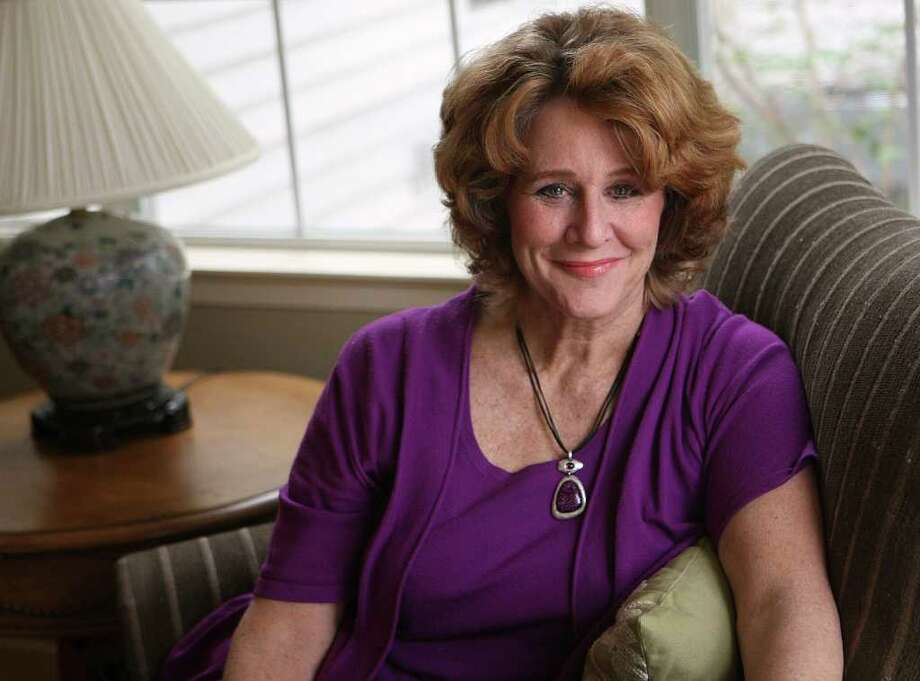"Louise Locker: With cancer in remission, she's ""seizing ... life."" Photo: Express-News File Photo / hmontoya@express-news.net"