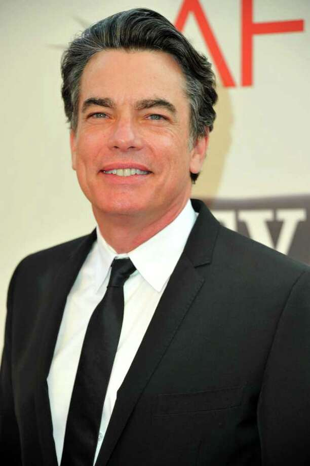 Actor Peter Gallagher arrives. Photo: Alberto E. Rodriguez, Getty Images / 2011 Getty Images