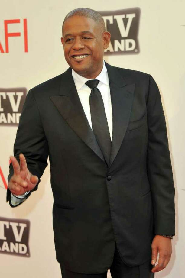 Director Forest Whitaker arrives. Photo: Alberto E. Rodriguez, Getty Images / 2011 Getty Images