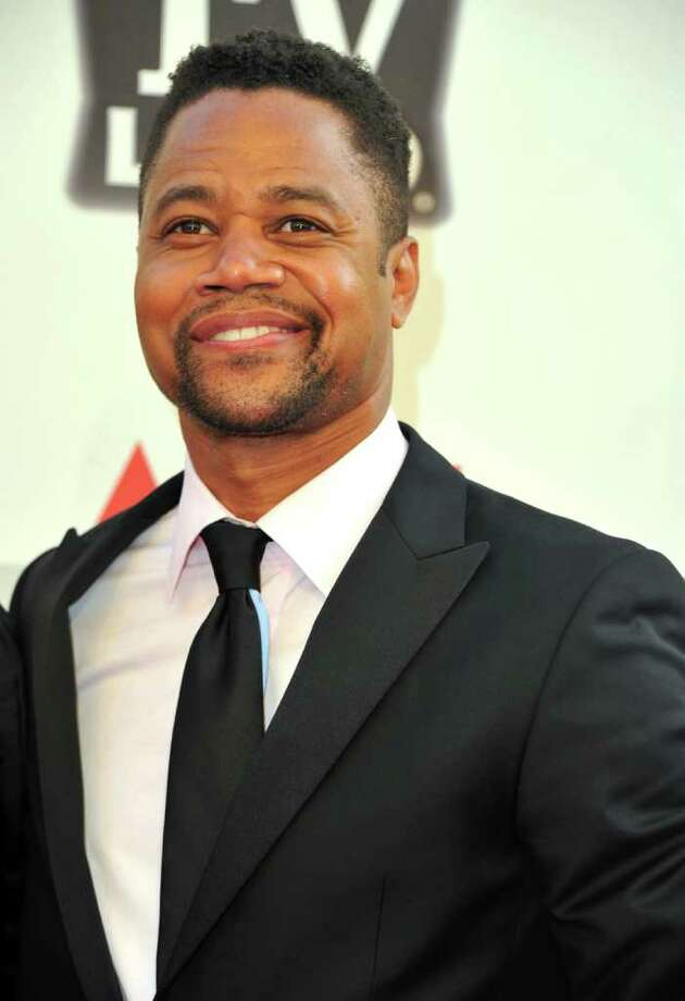 Actor Cuba Gooding Jr. arrives. Photo: Alberto E. Rodriguez, Getty Images / 2011 Getty Images