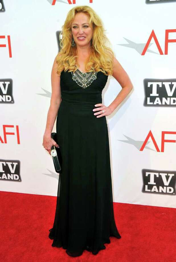 Actress Virginia Madsen arrives. Photo: Alberto E. Rodriguez, Getty Images / 2011 Getty Images