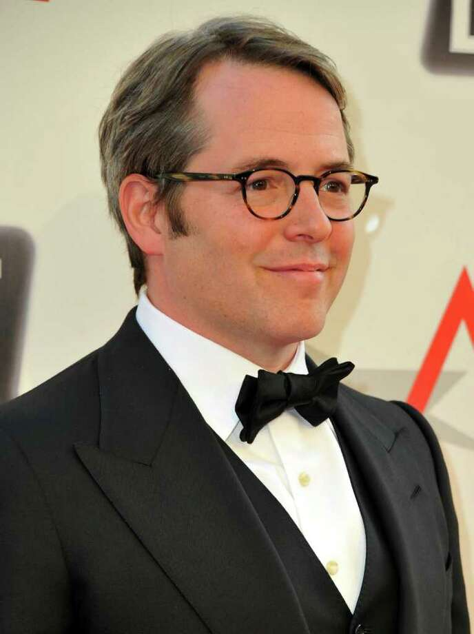 Actor Matthew Broderick arrives. Photo: Alberto E. Rodriguez, Getty Images / 2011 Getty Images