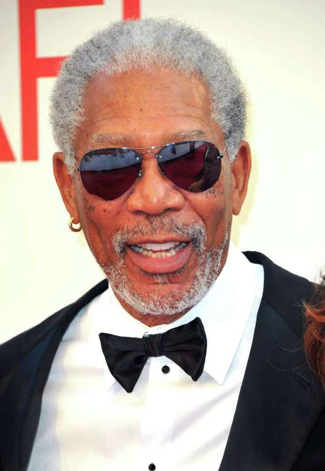 Morgan Freeman arrives at the 39th AFI Life Achievement Award honoring him held at Sony Pictures Studios in Culver City, Calif., on June 9, 2011. The AFI Life Achievement Award tribute to Morgan Freeman will premiere on TV Land on Saturday, June 19 at 9 p.m. ET/PT. Photo: Alberto E. Rodriguez, Getty Images / 2011 Getty Images