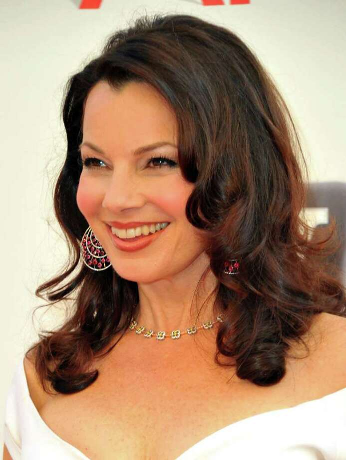 Actress Fran Drescher arrives. Photo: Alberto E. Rodriguez, Getty Images / 2011 Getty Images