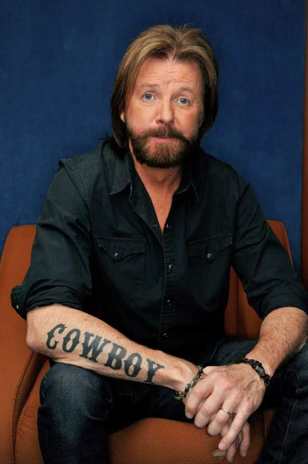 In this May 16, 2011 photo, country singer Ronnie Dunn is shown in Nashville, Tenn. After a 20-year partnership with Kix Brooks in Brooks & Dunn, Dunn is releasing his first self-titled solo album on Tuesday, June 7, 2011. (AP Photo/Donn Jones) Photo: Donn Jones, FRE / FR50384 AP