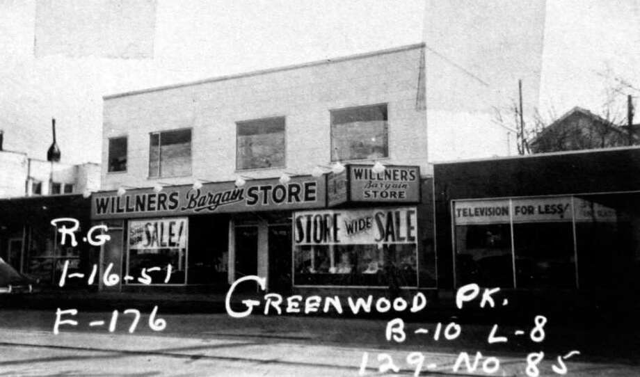 This photo, taken by an assessor, is part of the state archives. The photo includes the date and other marks indicate the property description. Photo: Puget Sound Regional Branch Of The Washington State Archives