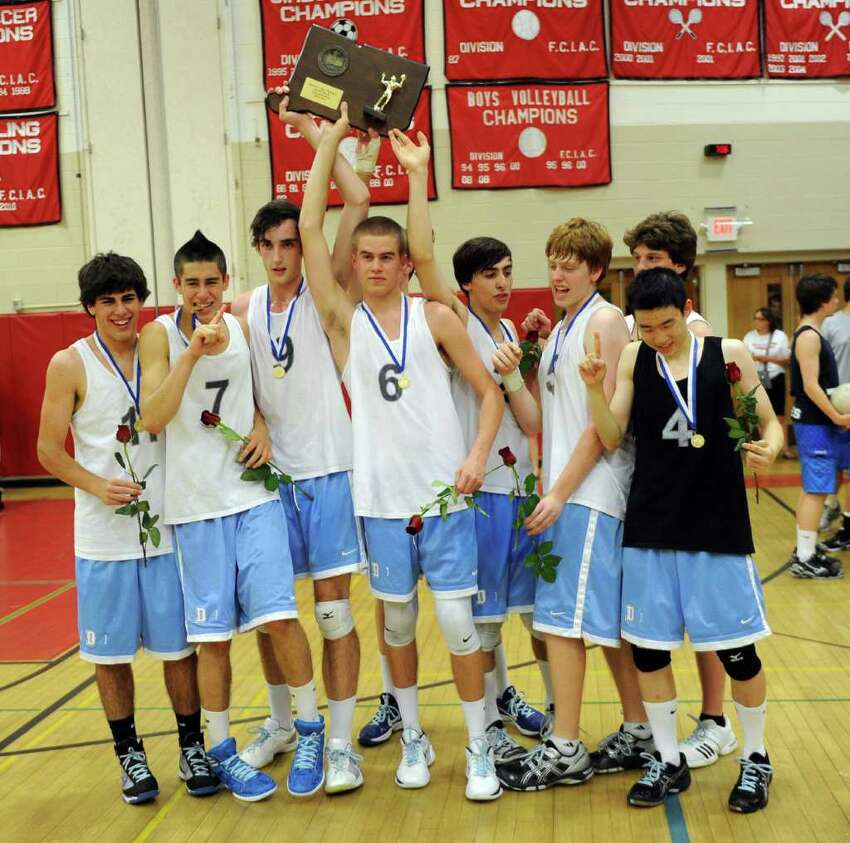 Friday's class M championship game at Fairfield Warde High School on June 10, 2011.