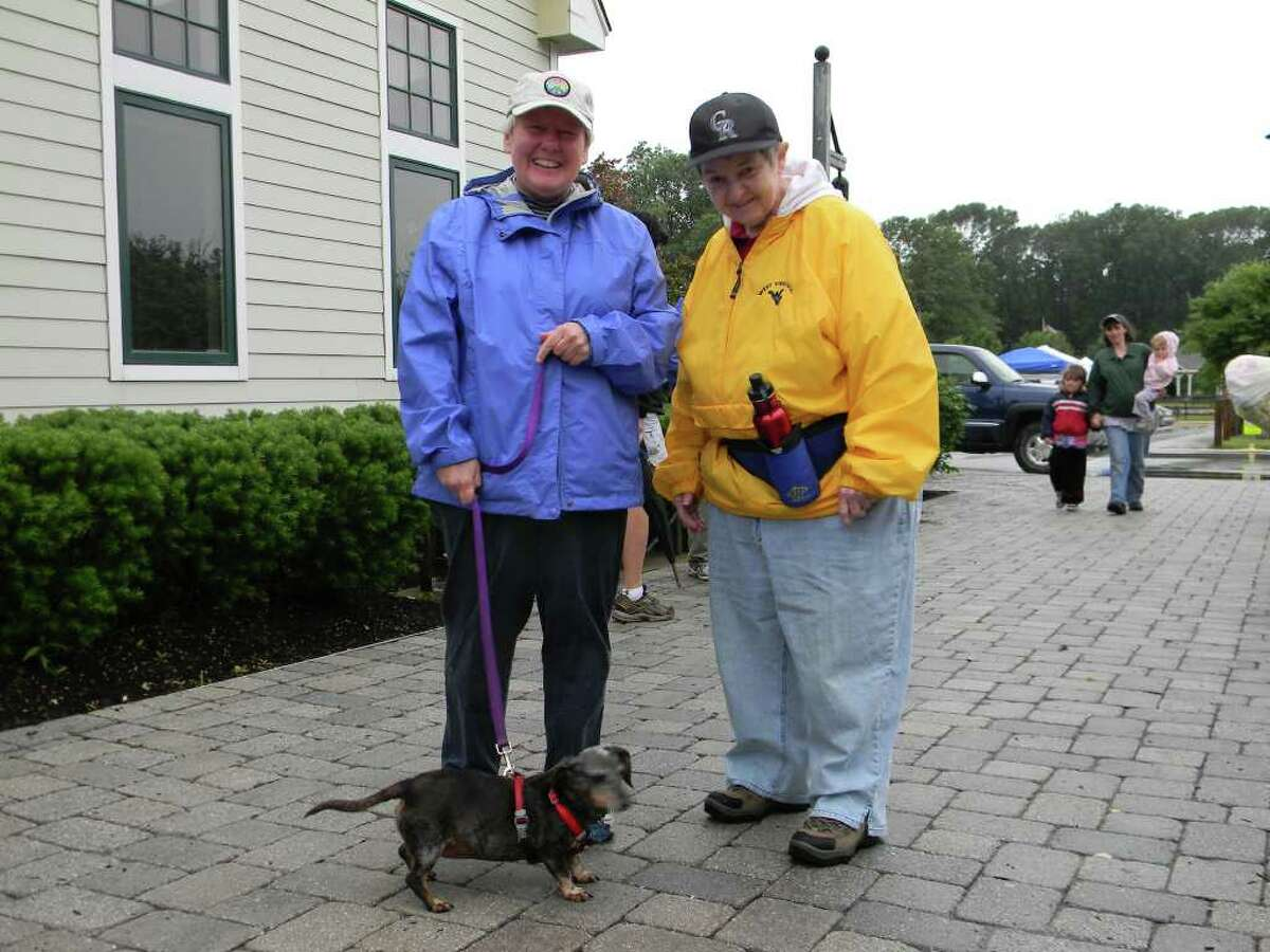 Were you Seen at the Paws in the Park benefit at The Crossings in Colonie Saturday?