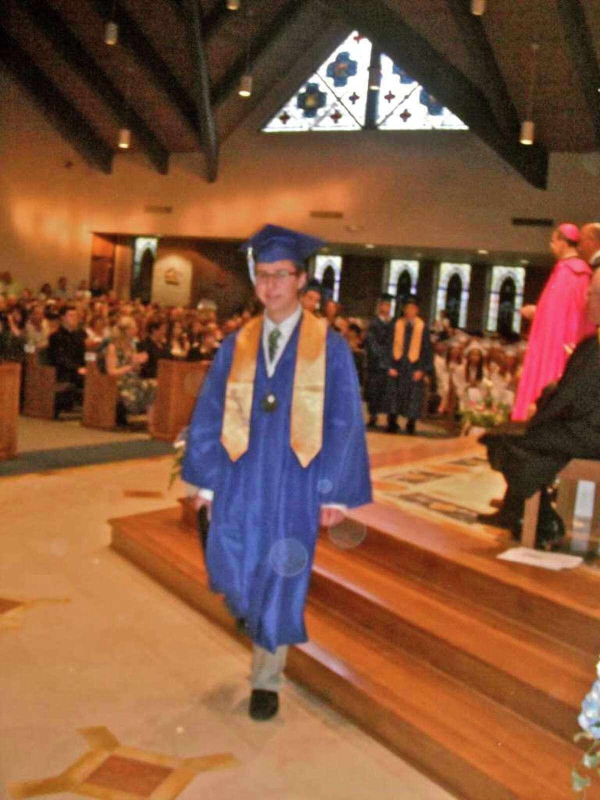 Immaculate Graduation
