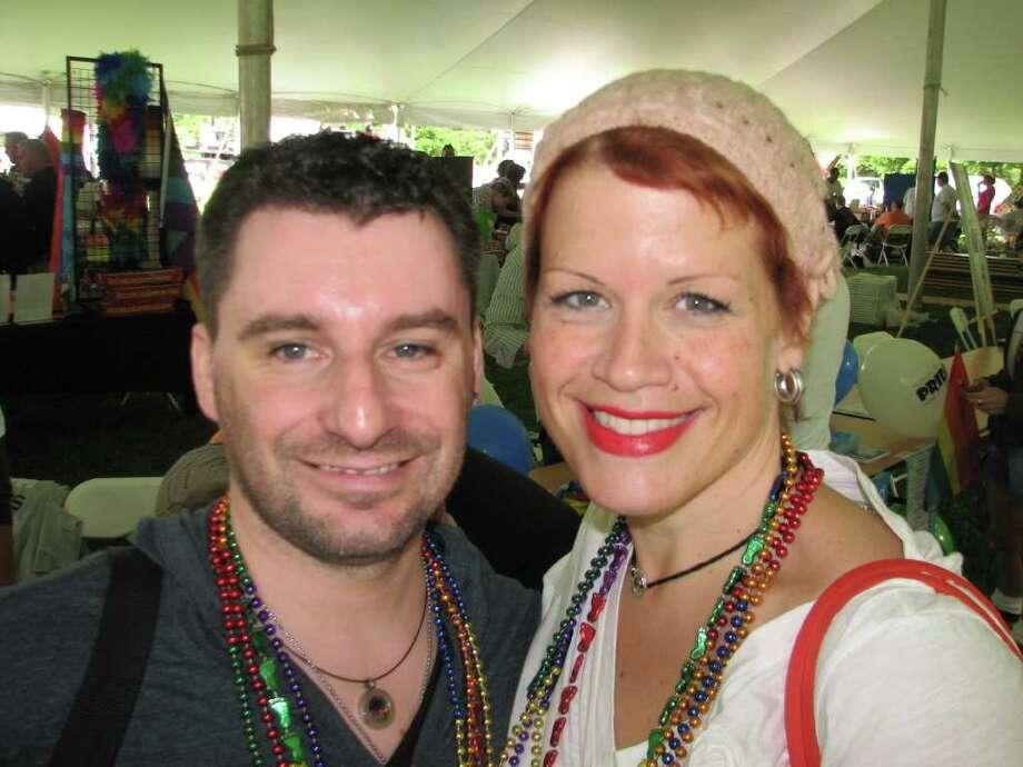 Were you Seen at the Capital Pride Festival? Photo: Kristi L. Gustafson/Times Union