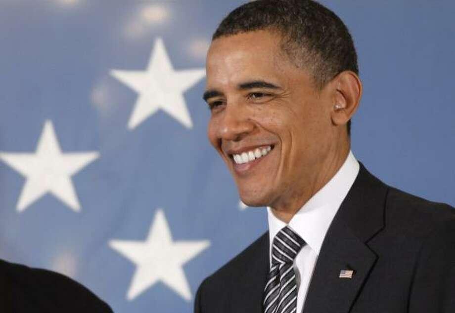 President Barack Obama turns 50 on Aug. 4.
