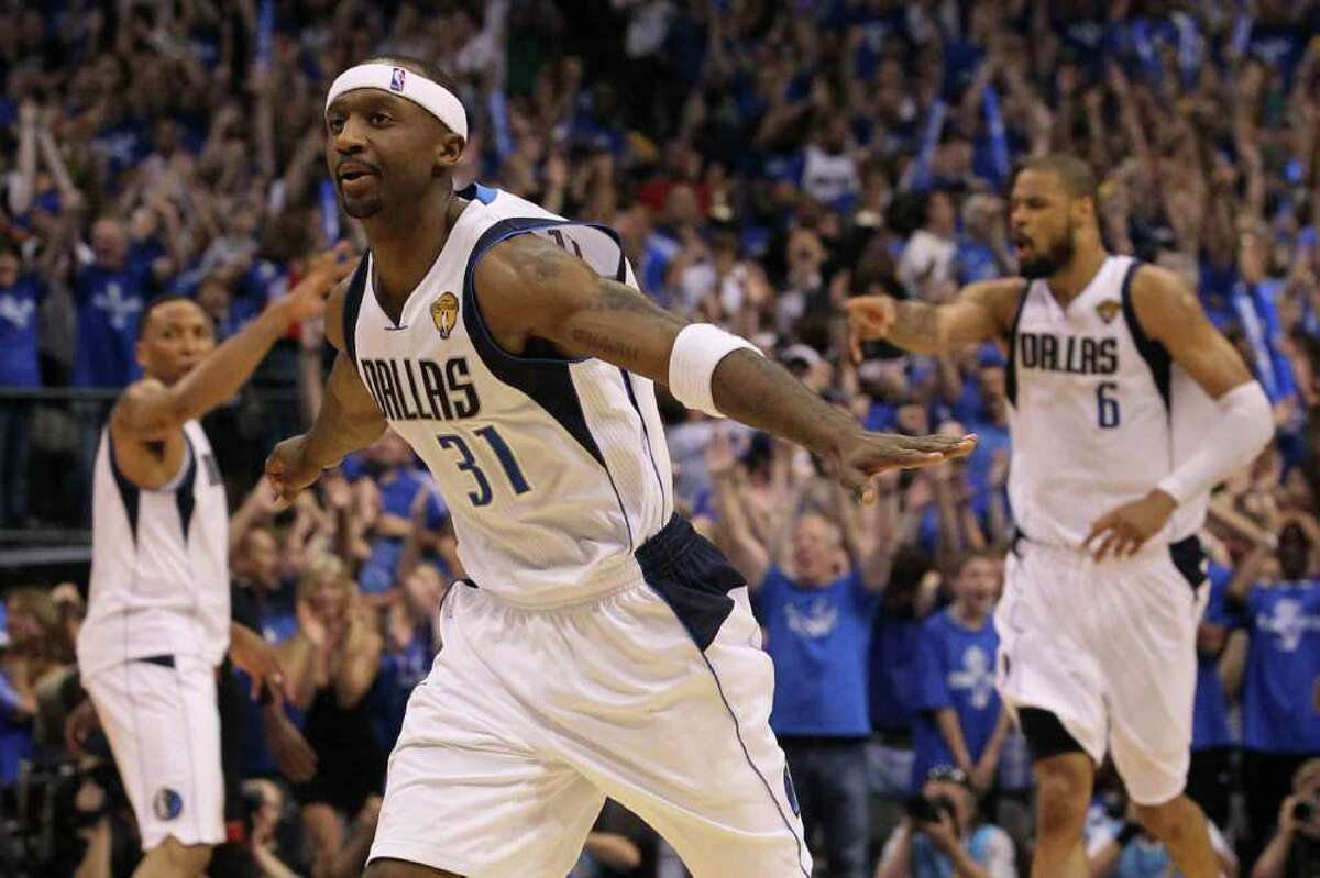 On Sunday night, Jason Terry of the Dallas Mavericks became the latest Seattle-area product to win an NBA title after his team dispatched the Miami Heat 105-95 in Game 6 of the Finals. The former Franklin High star scored 27 points in the deciding game. So how many Seattle-area players have won a championship? Just five.