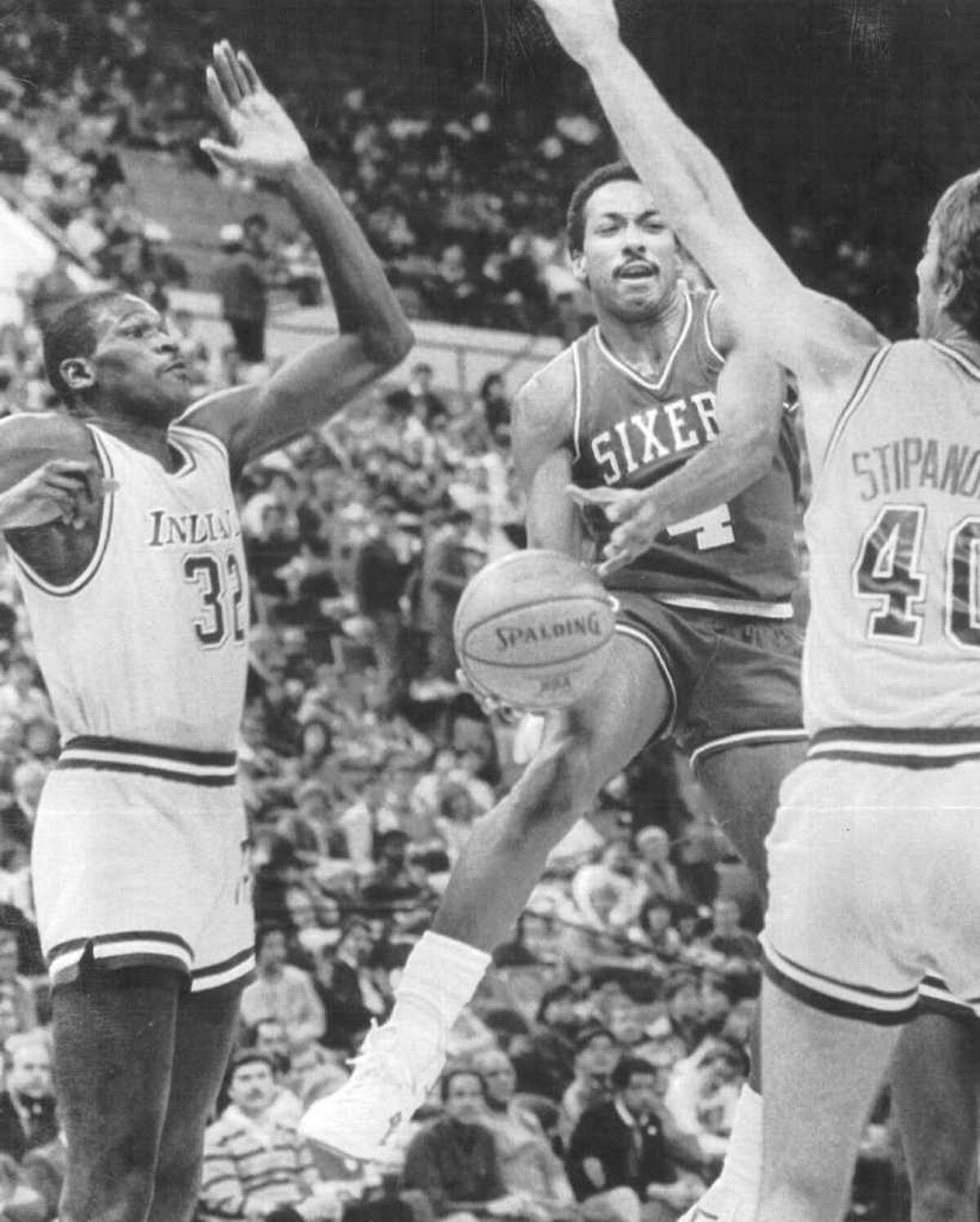 Clint Richardson Jr., 1983, Philadelphia 76ers: Richardson starred at O'Dea and Seattle U before being drafted by the Sixers in 1979. During the 1982-83 NBA season, the 6-foot-3 guard found himself coming off the bench for a team that included Moses Malone, Julius Erving, Maurice Cheeks, Andrew Toney and Bobby Jones. That Sixers team swept the Los Angeles Lakers in the Finals and lost just one game the entire postseason. Richardson, whose father was a Washington State track star, finished his career with the Indiana Pacers and returned to Seattle, where he has worked as a teacher and administrator.