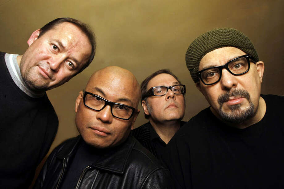 The Smithereens bring their tour to StageOne at the Fairfield Theatre Company Sunday, June 19, at 7:30 p.m. Photo: Contributed Photo / Connecticut Post Contributed