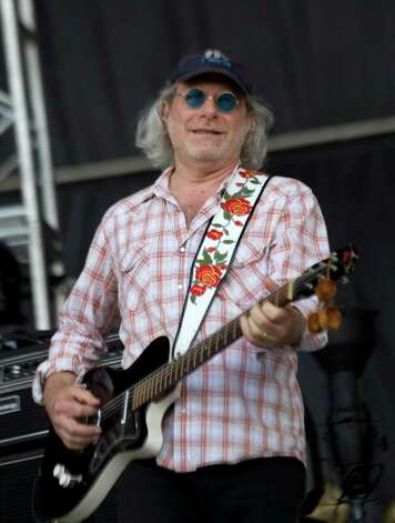 Buddy Miller performs with Mavis Staples during the Bonnaroo Music and Arts Festival in Manchester, Tenn., Sunday, June 12, 2011. Photo: AP