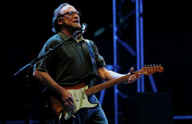 Stephen Stills performs with Buffalo Springfield during the Bonnaroo Music and Arts Festival in Manchester, Tenn. on Saturday, June 11, 2011. Photo: AP