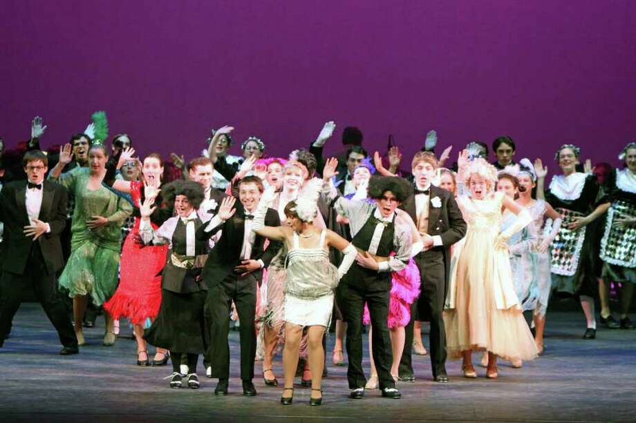 """New Canaan High School won """"Outstanding Production of the Year"""" for the second year in a row for the """"The Drowsy Chaperone."""" Photo: Contributed Photo / New Canaan News"""