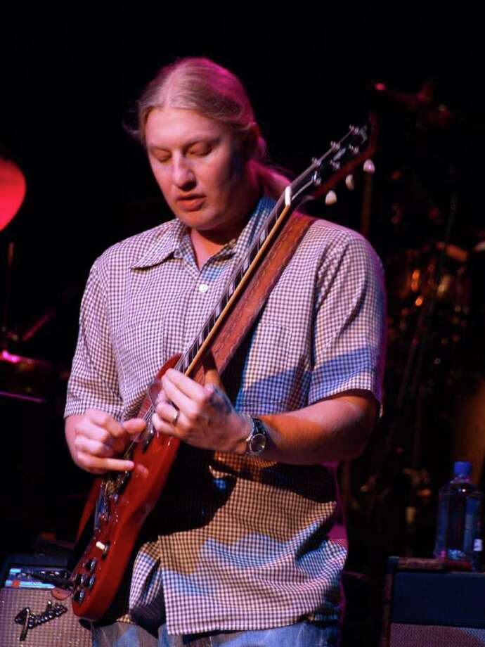 The Tedeschi Trucks Band, a husband-and-wife band made up of Derek Trucks, a Grammy-winning blues guitarist and member of the Allman Brothers, and Susan Tedeschi, a critically acclaimed soul singer who has opened for the Rolling Stones and John Mellencamp, will headline a $3,000-a-head fundraiser June 18 at the Belle Haven Club, according to the event's invitation. Photo: Contributed Photo / Greenwich Time Contributed