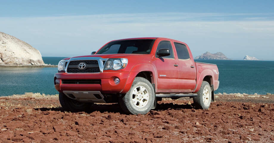 Compact Truck: 2006-'11 Toyota Tacoma Source: Edmunds Photo: Toyota, Promotional Photo / Toyota