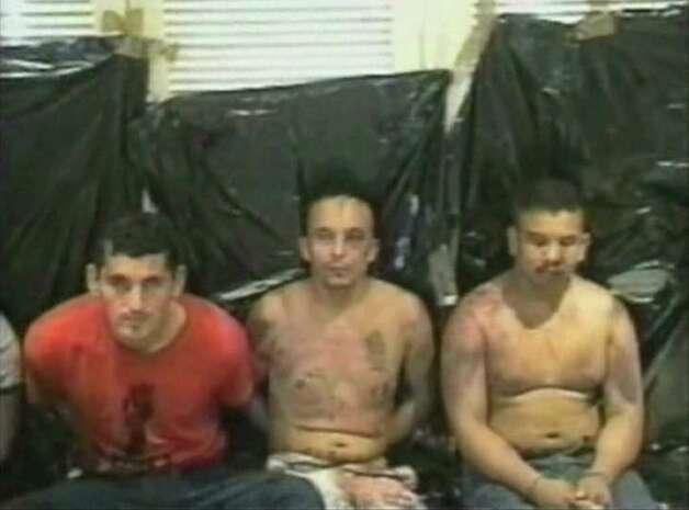 mexican execution videos