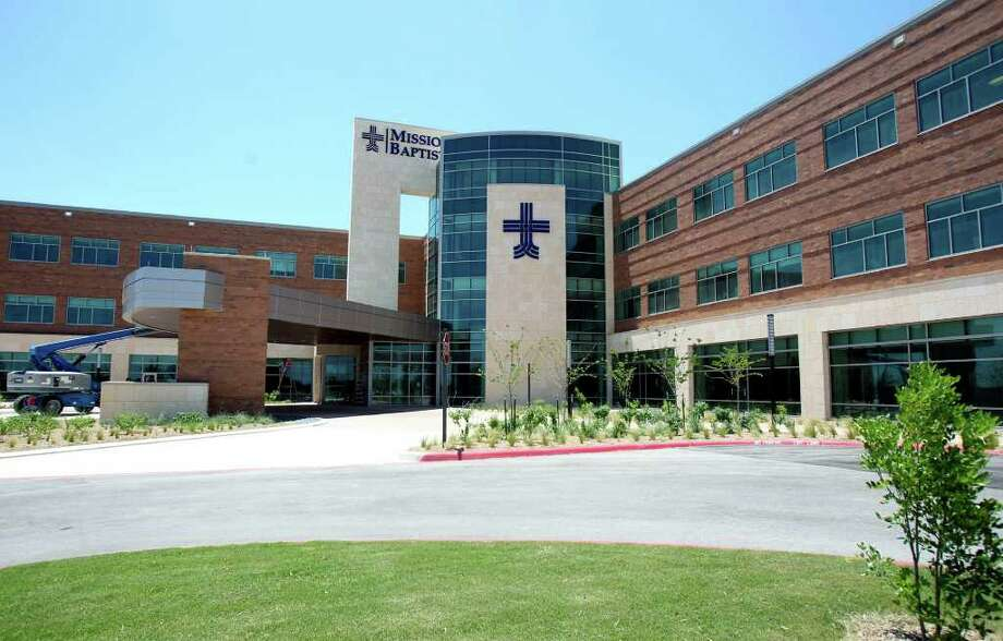 The new Mission Trail Baptist Hospital is set to open June 27 and replaces Southeast Baptist Hospital. Photo: TOM REEL, SAN ANTONIO EXPRESS-NEWS / © 2011 San Antonio Express-News