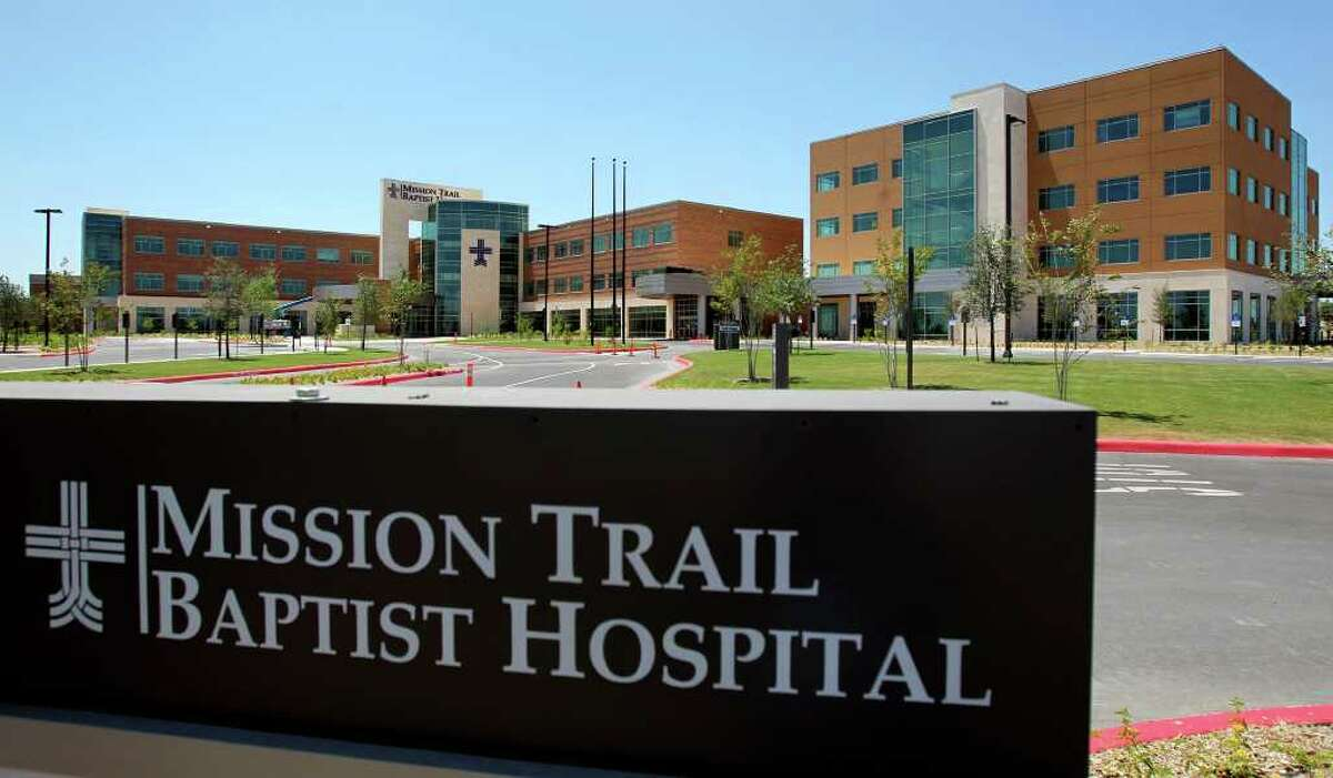 The 220,000-square-foot Mission Trail Baptist Hospital is part of the Baptist Health System. It is at Brooks City-Base and replaces Southeast Baptist Hospital.