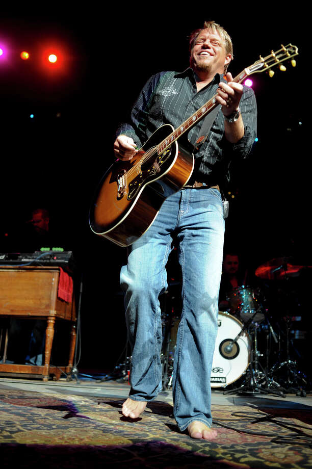 Pat Green plays Saturday at the Stockdale Watermelon Jubilee. EXPRESS-NEWS FILE PHOTO / SAN ANTONIO EXPRESS NEWS