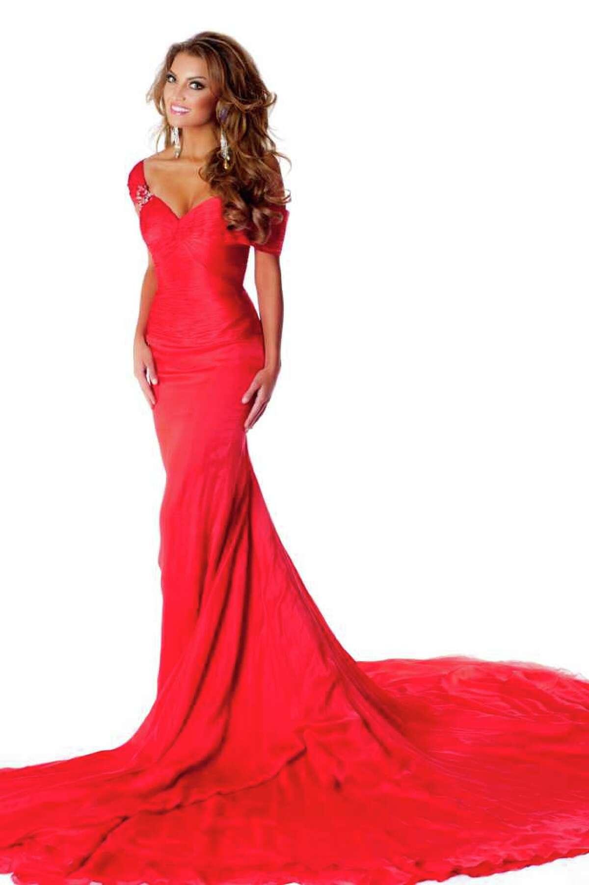 Miss Arizona USA 2011, Brittany Dawn Brannon.